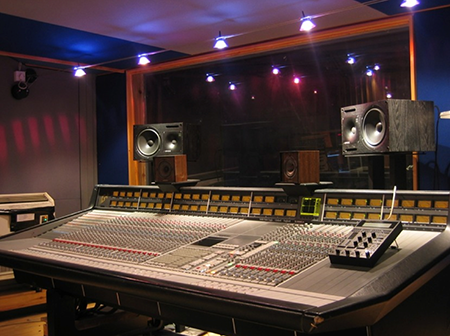 7In 2002 There Was A Very Important Moment Of My Life That Happened In The SSL Studio School Where I Studied